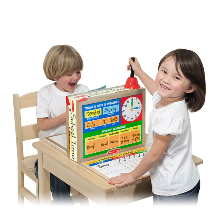 Kids School Role Play Activity Set Educational Toys Planet