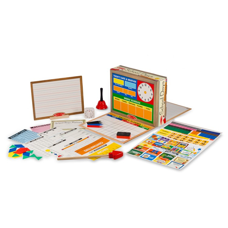 The Role Of Imaginative Play In Life Of >> Kids School Role Play Activity Set - Educational Toys Planet