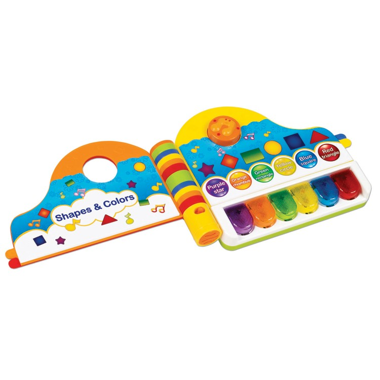 Electronic Learning Toys For Toddlers : Musical library toddler electronic learning toy