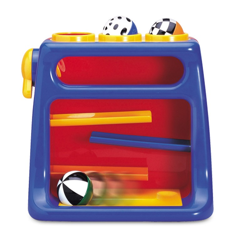 Roller Ball Run Toddler Activity Toy Educational Toys Planet