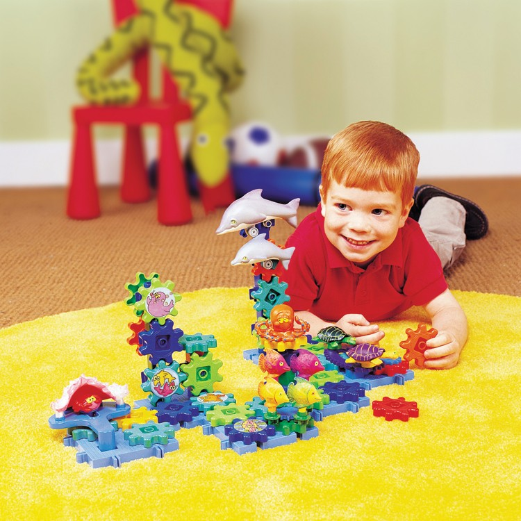 Gear Building Toys For Boys : Under the sea gears building set educational toys planet