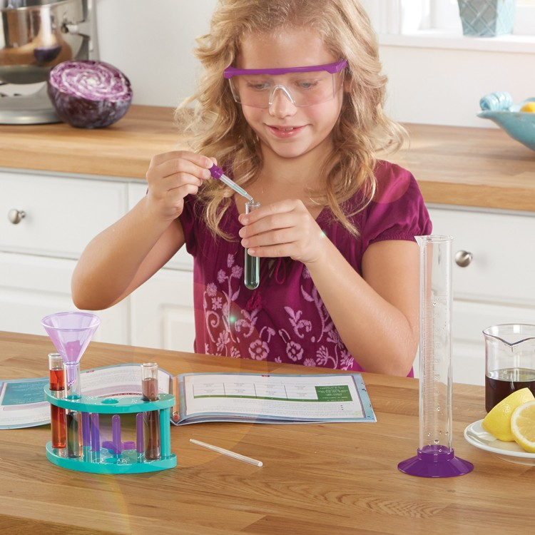 Chemistry Lab Kitchen Experiments Science Activity Set Educational Toys Planet