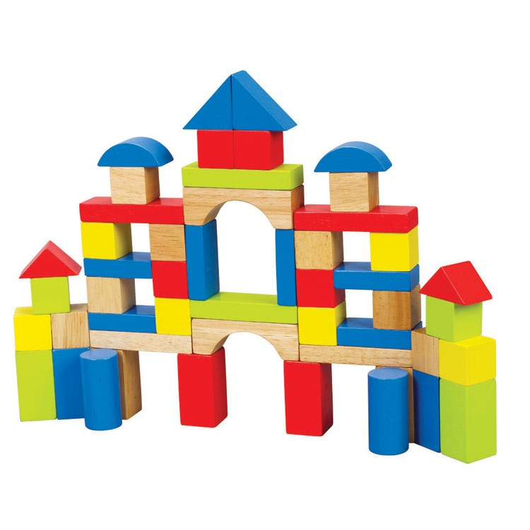 Maple Blocks First Building Blocks Set Educational Toys