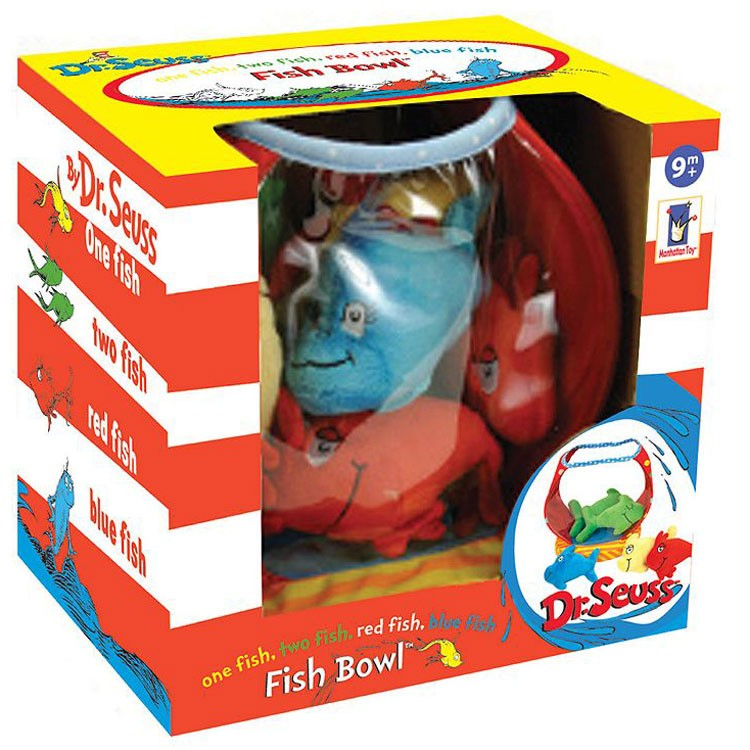 One Fish Baby Fill Fish Bowl Educational Toys Planet