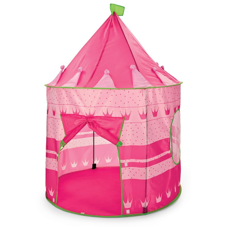 Royal Princess Playhouse Tent For Girls Educational Toys