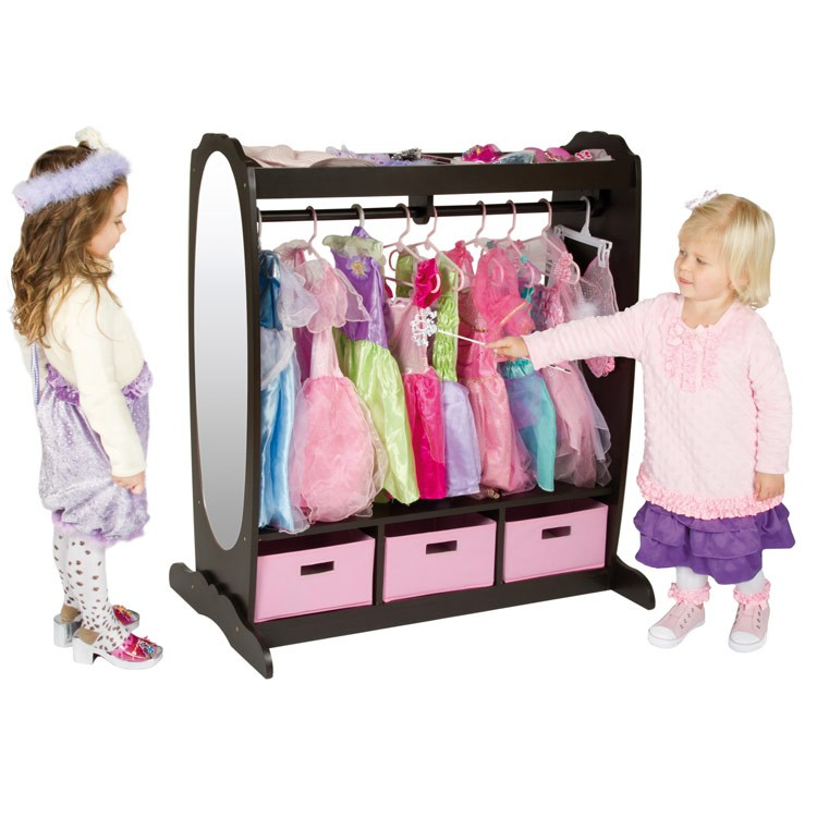 Dress Up: Kids Dress-Up Storage Center