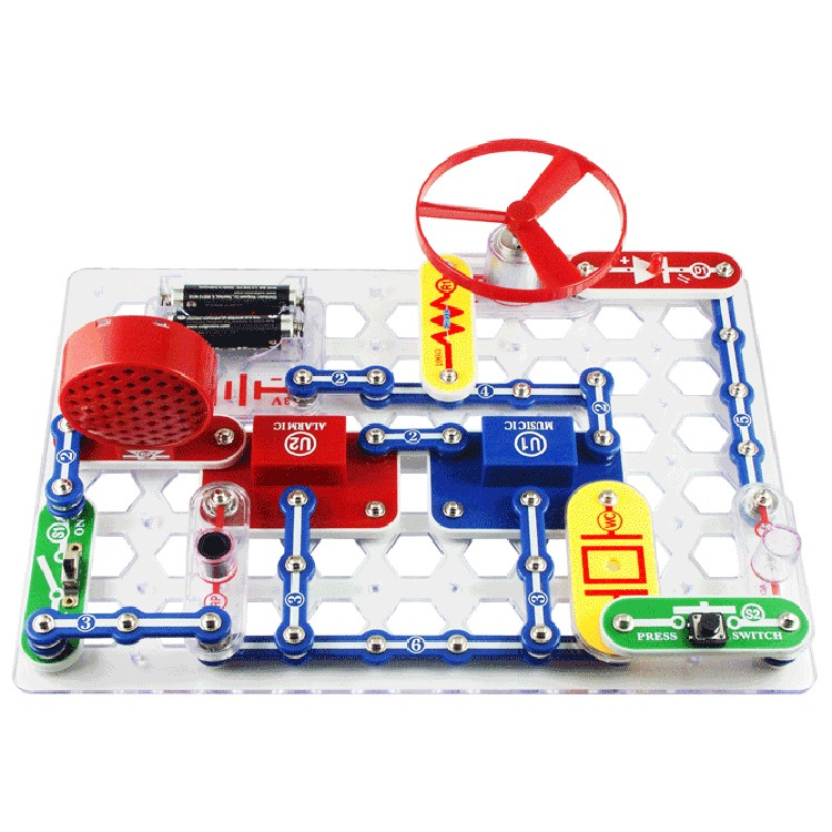 Toys For 6 And Up : Snap circuits jr learning center educational toys