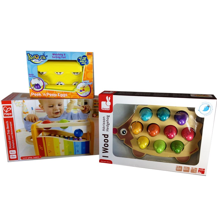 Cognitive Learning Toys : Cognitive development bundle of toys for months