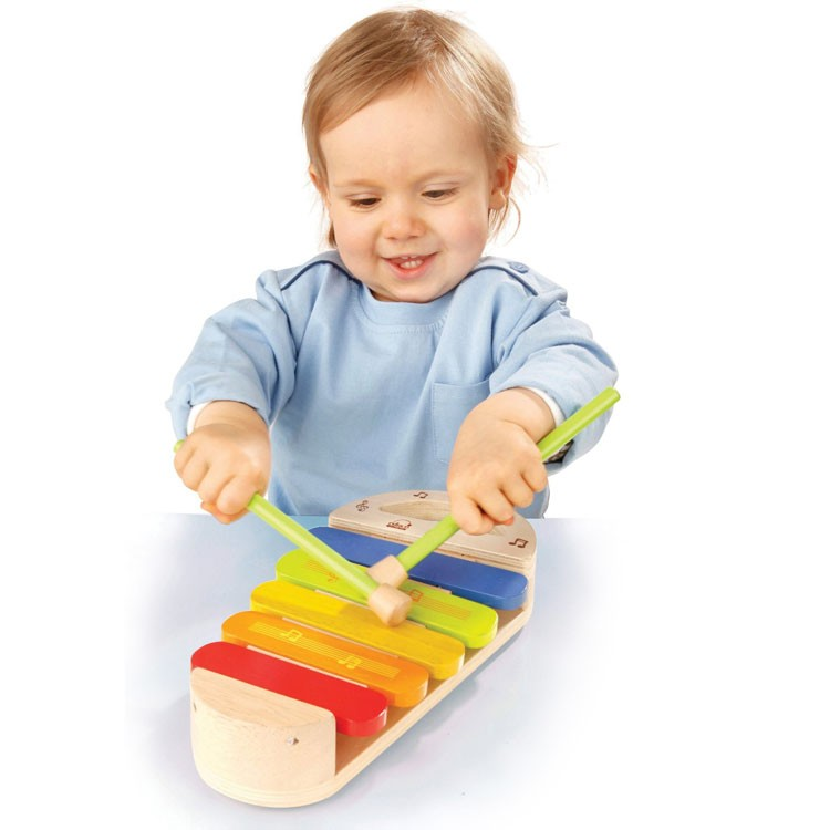 Toys For A Toddler : Rainbow xylophone toddler musical toy educational toys