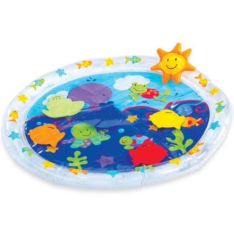 Fill N Fun Water Play Mat Baby Toy Educational Toys Planet