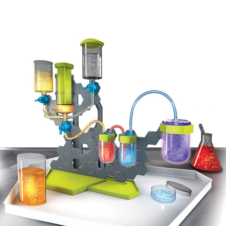 Ultimate Secret Formula Lab Science Kit Educational Toys