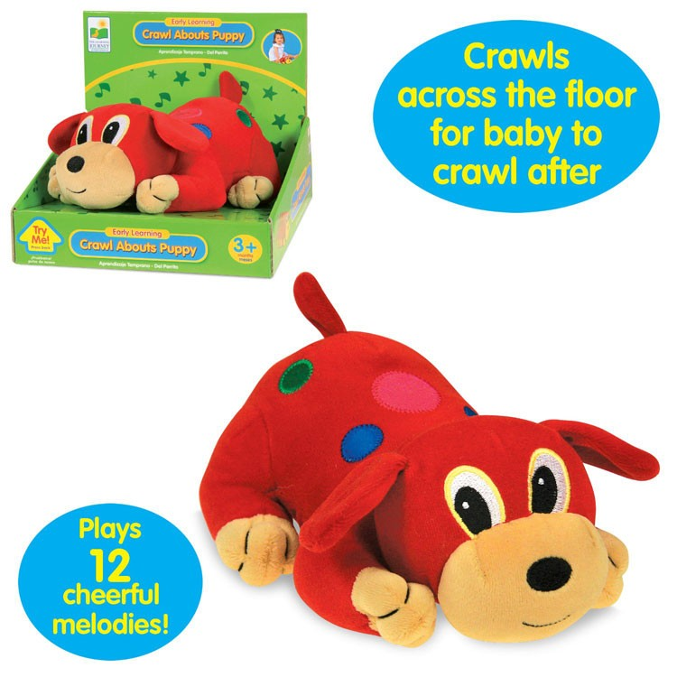 Crawl About Puppy Baby Crawling Toy Educational Toys Planet
