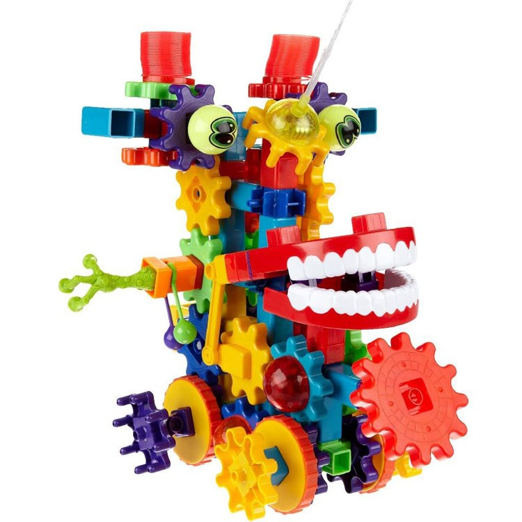 Gear Building Toys For Boys : Wacky wigglers gears building toy educational toys planet