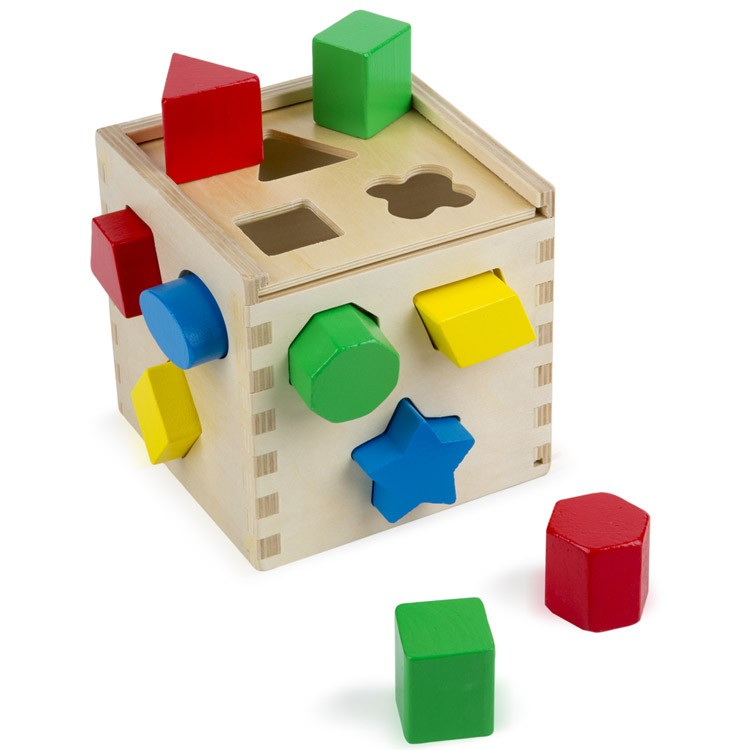 Wooden Cube Toys 87