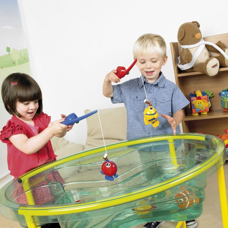 Toys For Fish : Funtime fishing toddler toy educational toys planet
