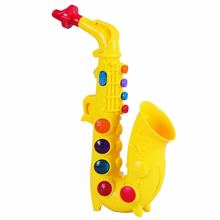 Musical Instruments Toys : Toy saxophone musical instrument educational toys planet