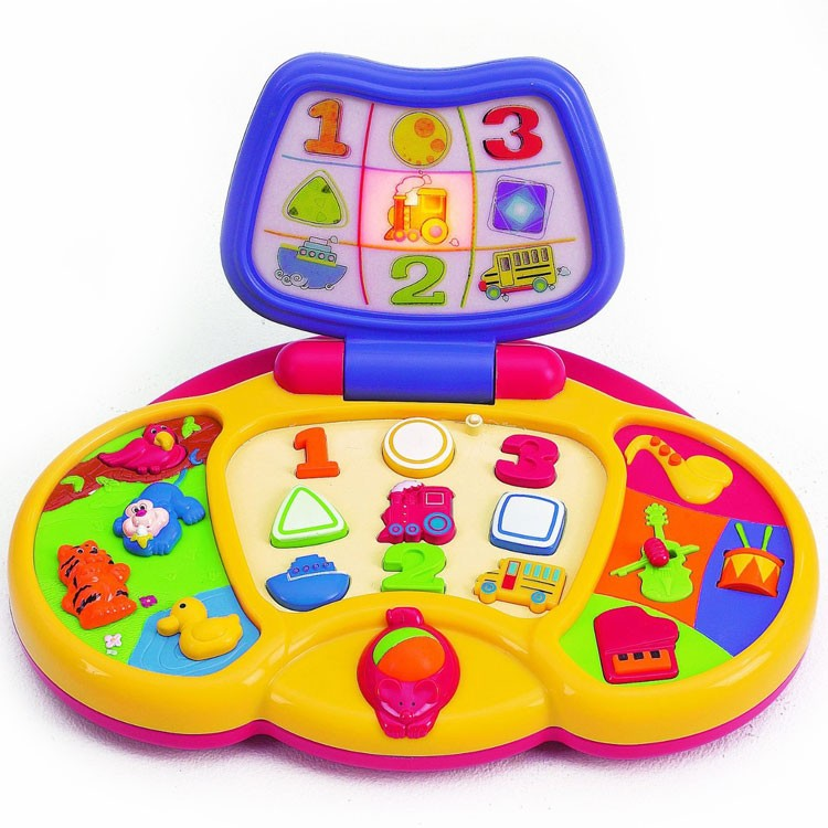 Preschool Learning Toys : Preschool laptop electronic activity toy educational