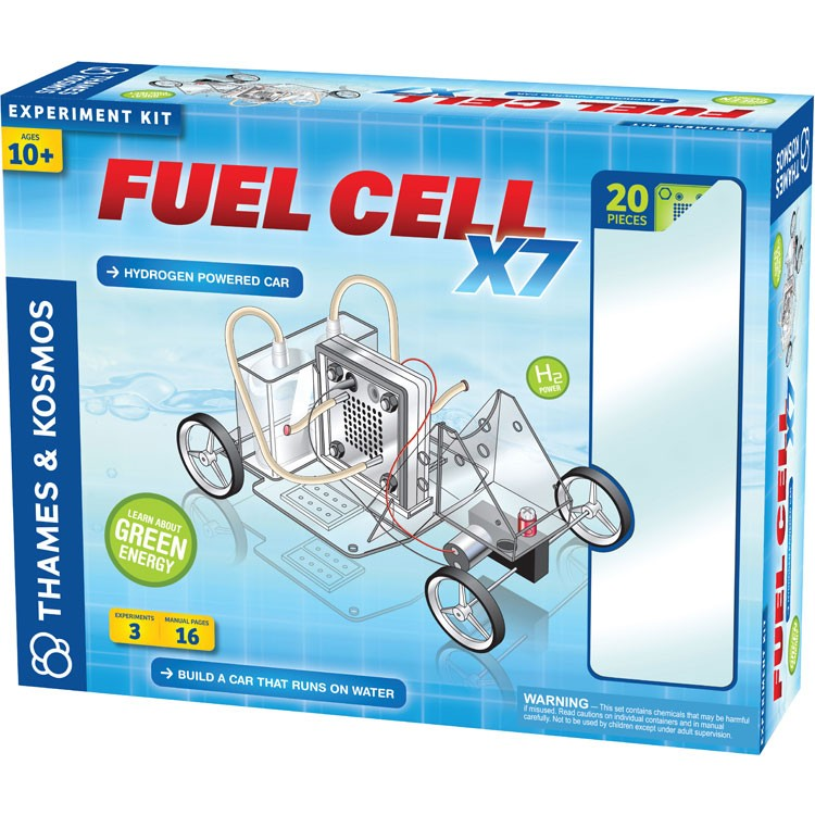 Fuel Cell X7 Hydrogen Powered Car Kit
