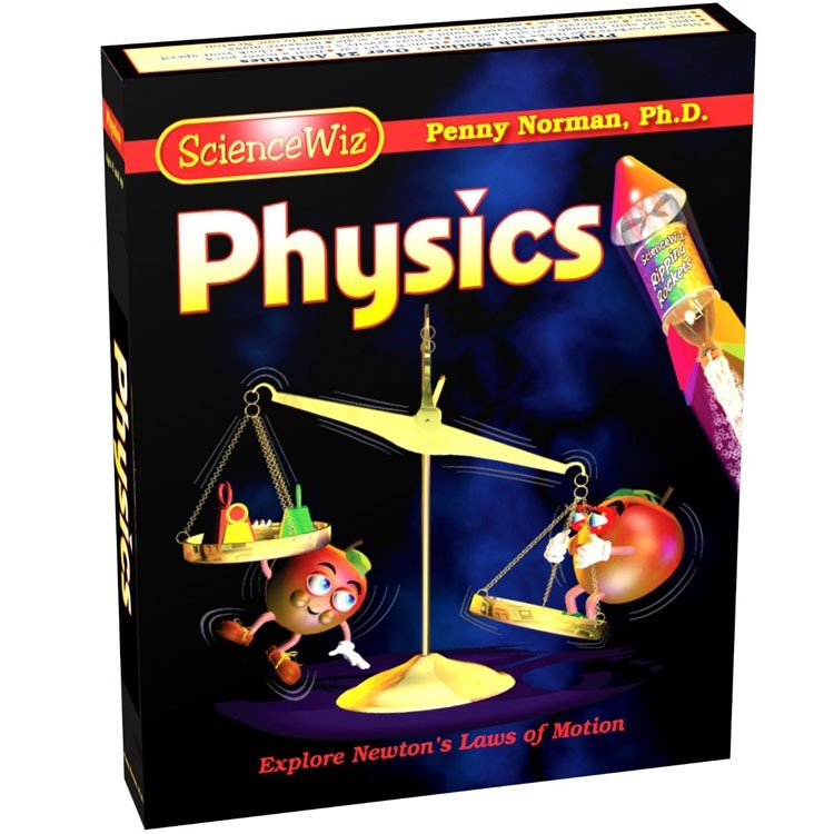 Physics Science Kit Educational Toys Planet