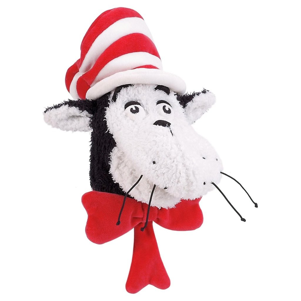 Dr. Seuss The Cat in the Hat Hand Puppet - Educational ...