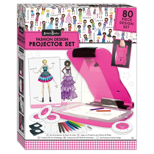 Fashion Design Projector Kit Educational Toys Planet