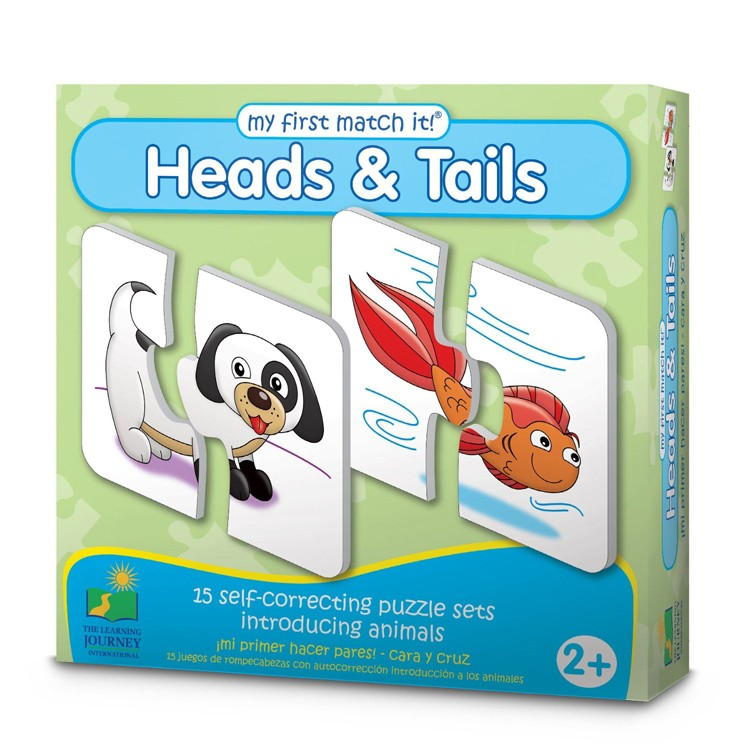 card games list heads and tails
