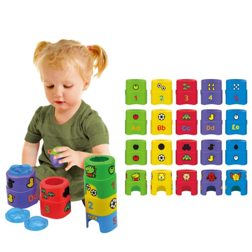 Smart Stacker Baby Manipulative Toy Educational Toys Planet