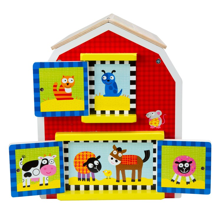 My Busy Barn Toddler Activity Center Educational Toys Planet
