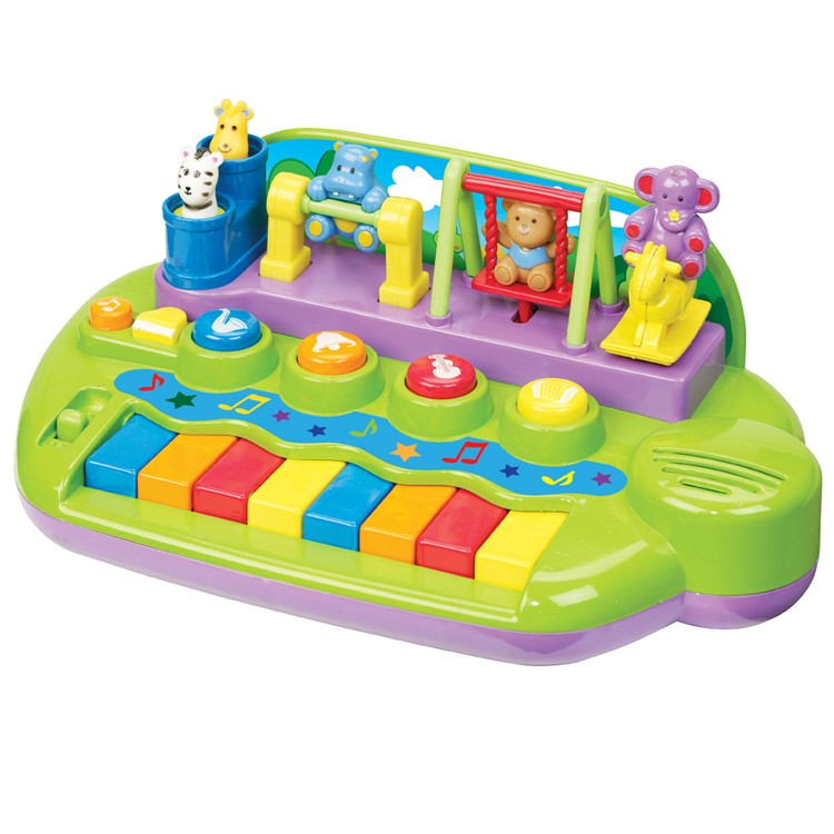 Walmart Baby Toys 12 Months : Playful pals piano toddler activity toy educational toys