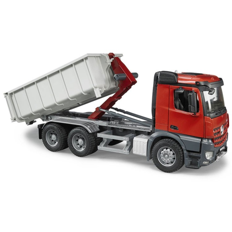 Bruder Mack Granite Truck with Roll-Off container