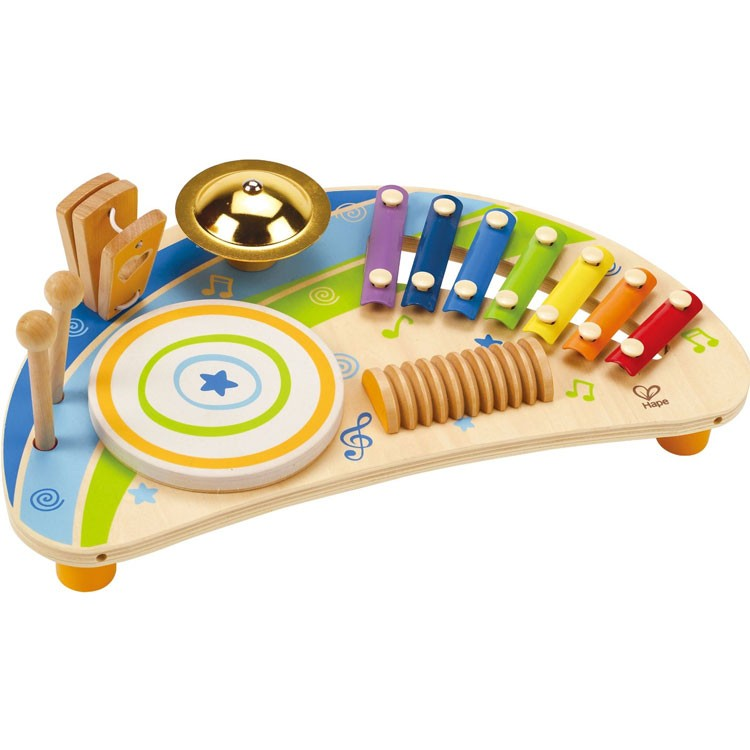 Musical Toys For Toddlers : Mighty mini band toddler musical toy educational toys planet