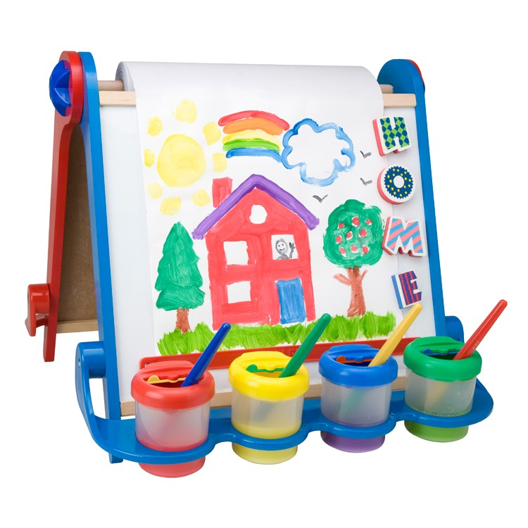 Table Top Toys For Preschoolers : Magnetic tabletop easel educational toys planet