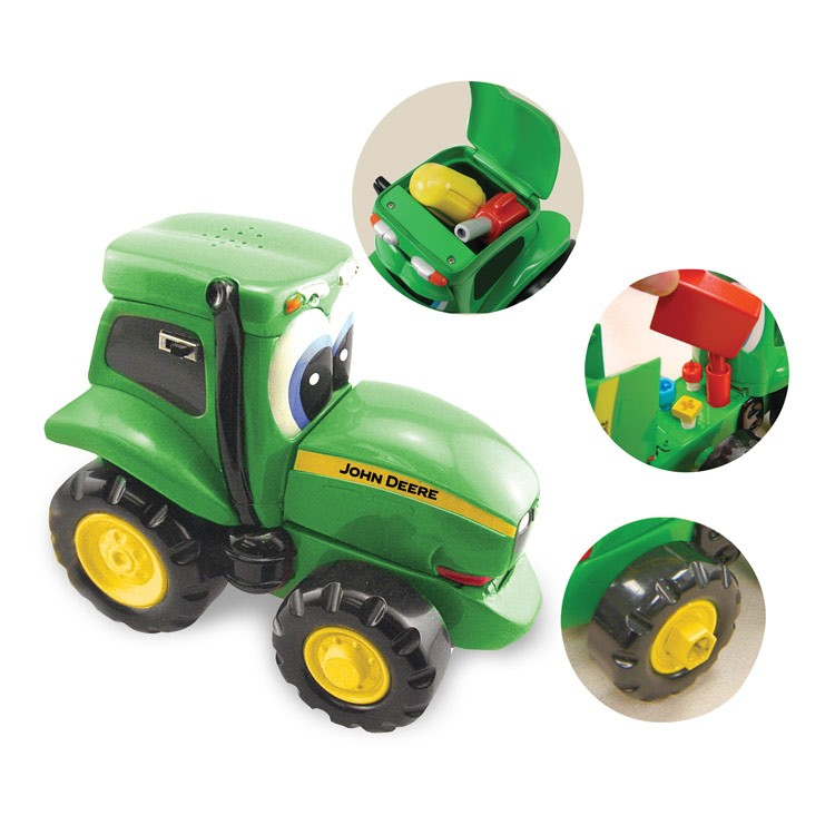 Tractor Arts And Crafts Activity