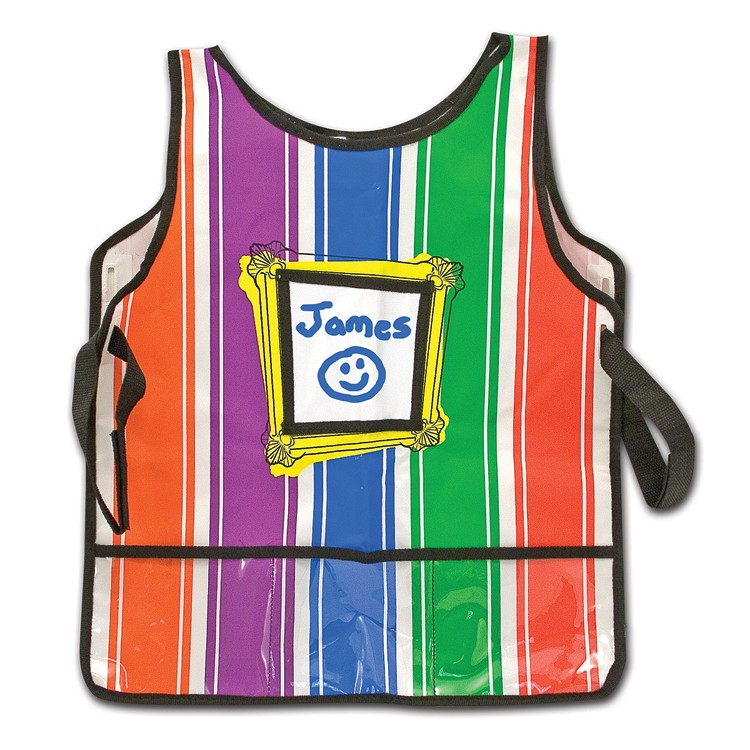 kids art smock educational toys planet