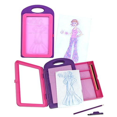 Fashion Design Activity Kit Educational Toys Planet