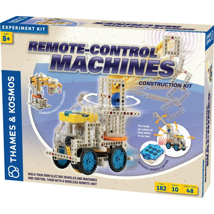 Toy Building Sets For 12 Year Olds : Remote control machines science kit educational toys planet