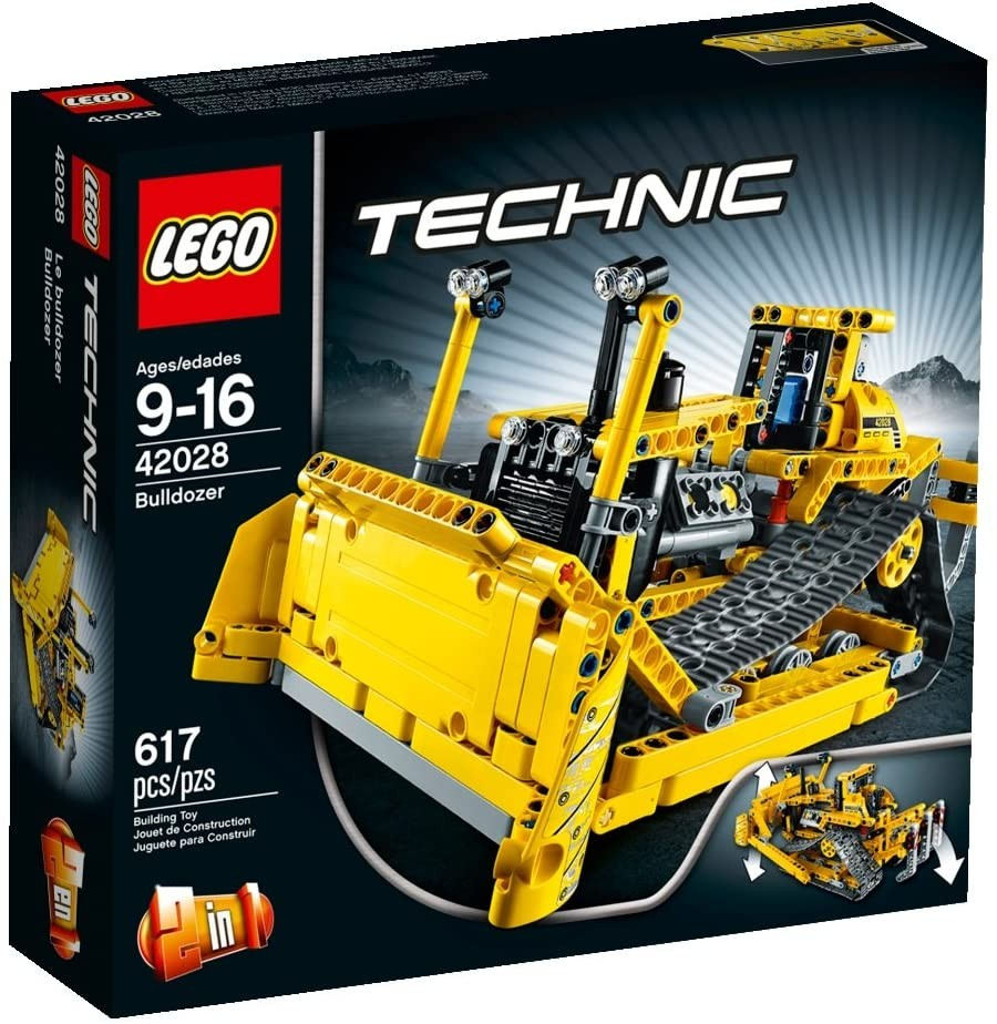 Lego Technic 42028 - Educational Toys Planet