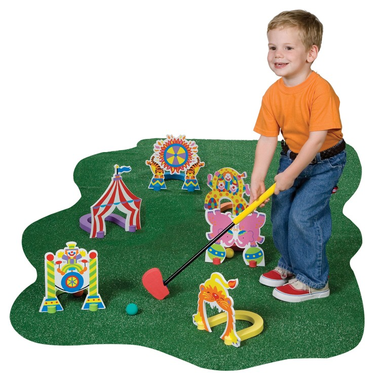 Outdoor Boy Toys Age 9 : Kids mini golf indoor and outdoor toy educational toys