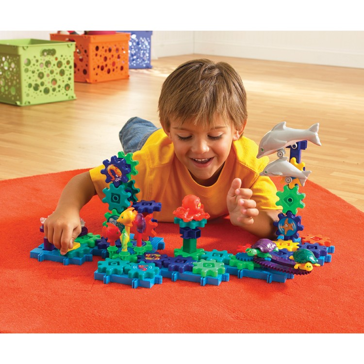 Toys For Boys Under 2 : Under the sea gears building set educational toys planet
