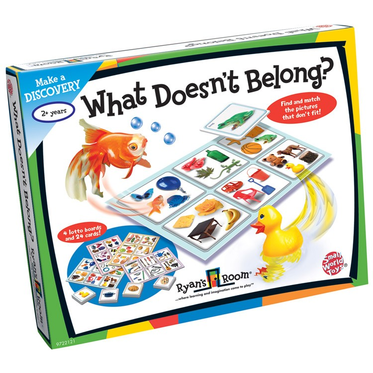What Doesnt Belong Thinking Game - Educational Toys Planet-8811