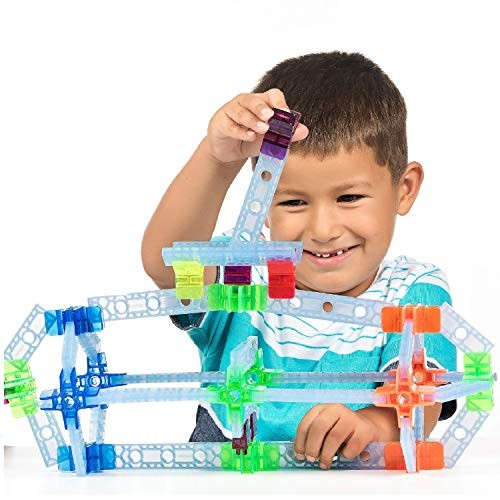 Brackitz Inventor STEM Discovery Building Toy for Kids ...