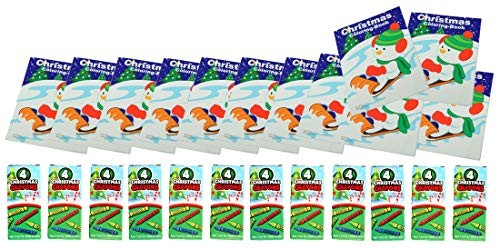 5 x 7 Each Craytastic Bulk Coloring Books for Kids Variety Assortment Pack of 12