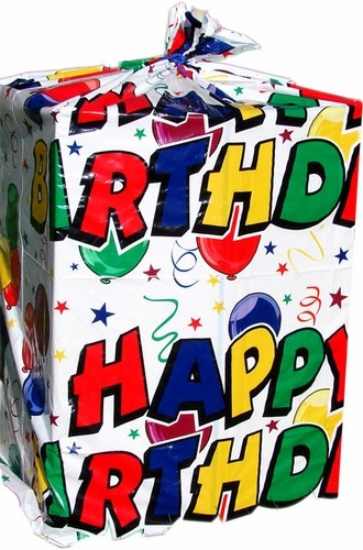 Birthday Gift Wrap Entire Order Educational Toys Planet