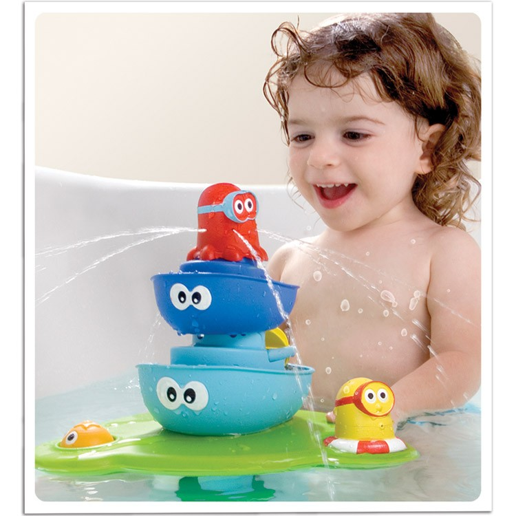 Customers Who Viewed Stack N Spray Tub Fountain Bath Toy Also Viewed