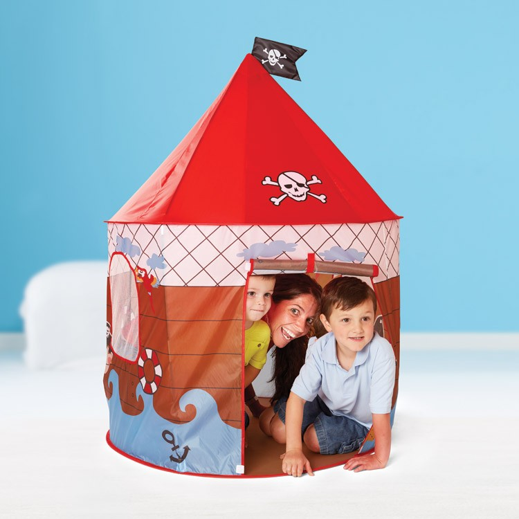 sc 1 st  Educational Toys Planet & Pirate Den Playhouse Tent - Educational Toys Planet
