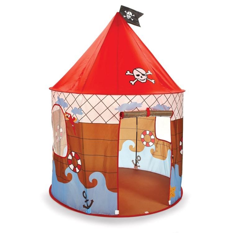 Pirate Den Playhouse Tent  sc 1 st  Educational Toys Planet & Pirate Den Playhouse Tent - Educational Toys Planet