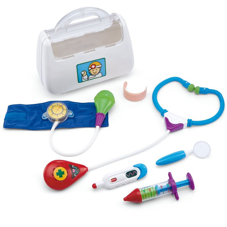Toy Doctor Kit : Little doctor pc kit educational toys planet