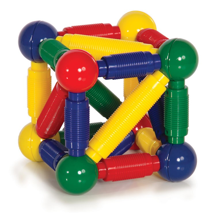Magnetic Toys For Boys : Better builders pc magnetic construction set