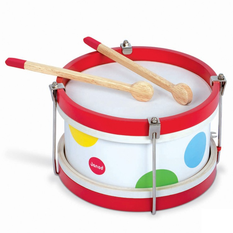 Drum Toy For 1 Year Olds : Kids first drum confetti musical toy educational toys planet