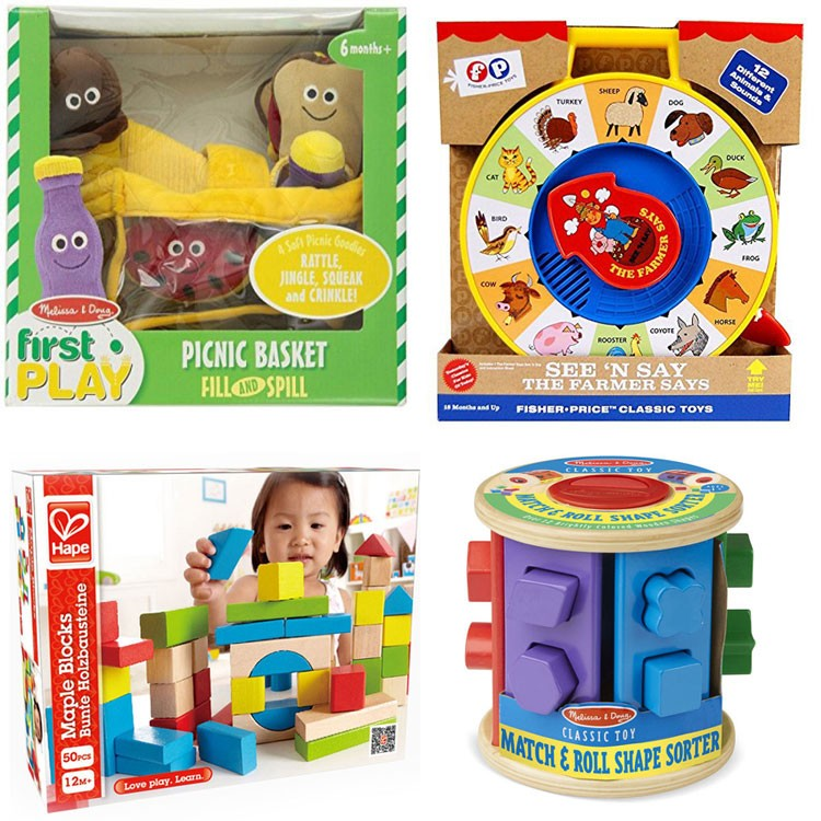 Cognitive Learning Toys : Cognitive toys developmental kit for toddlers months